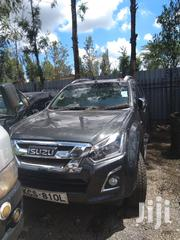 Isuzu D-MAX 2017 Gray | Cars for sale in Kiambu, Gitaru
