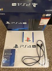 Sony Playstation 4 Pro 1TB Console - Black | Video Game Consoles for sale in Bomet, Boito