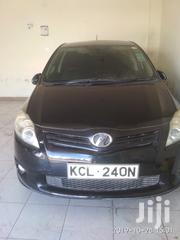 Toyota Auris 2010 Black | Cars for sale in Nairobi, Nairobi Central