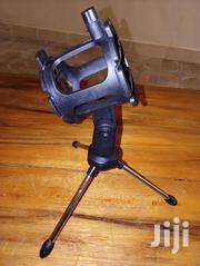 Mini Microphone Stand And Shock Mount | Audio & Music Equipment for sale in Uasin Gishu, Kapsoya