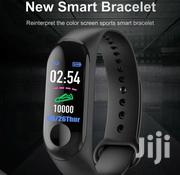 M3 Plus Smart Bracelet, Waterproof Smart Watch, Fitness Tracker | Smart Watches & Trackers for sale in Nairobi, Nairobi Central