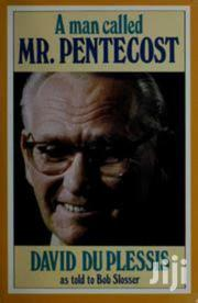 A Man Called Mr Pentecost - David Du Plessispdf | Books & Games for sale in Homa Bay, Mfangano Island