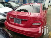 New Mercedes-Benz C250 2013 Red | Cars for sale in Mombasa, Shimanzi/Ganjoni