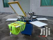 Screen Printing Machine-4 Colors | Printing Equipment for sale in Nairobi, Nairobi Central