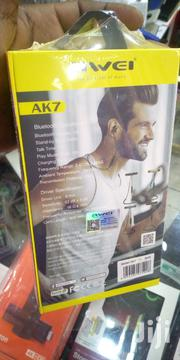 Awei Ak7 Wireless Bluetooth | Accessories for Mobile Phones & Tablets for sale in Nairobi, Nairobi Central