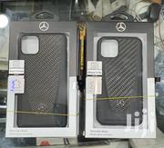 iPhone 11 Pro Max iPhone 11 Pro Mercedes Benz Leather With Carbon | Accessories for Mobile Phones & Tablets for sale in Mombasa, Mji Wa Kale/Makadara