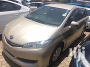 Toyota Wish 2012 Gold | Cars for sale in Nairobi, Kilimani