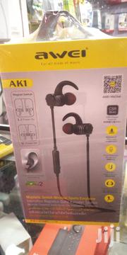 Awei Ak1 Wireless Bluetooth | Accessories for Mobile Phones & Tablets for sale in Nairobi, Nairobi Central