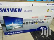 43 Inch Skyview Smart Android Full HD LED Tv | TV & DVD Equipment for sale in Nairobi, Nairobi Central