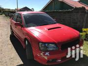 Subaru Legacy 2003 B4 2.0 R Automatic Red | Cars for sale in Nakuru, Nakuru East