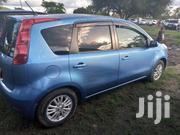 New Nissan Note 2012 1.4 Blue | Cars for sale in Nairobi, Karen