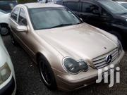 Mercedes-Benz C180 2004 Beige | Cars for sale in Nakuru, Nakuru East