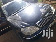 Mercedes-Benz S Class 2001 Black | Cars for sale in Nairobi, Nairobi Central