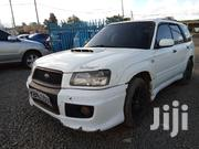 Subaru Forester 2004 Automatic White   Cars for sale in Nairobi, Nairobi Central