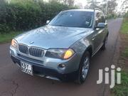 BMW X3 2007 Gray | Cars for sale in Nairobi, Woodley/Kenyatta Golf Course