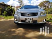 Toyota Fielder 2009 Silver | Cars for sale in Nairobi, Nairobi Central