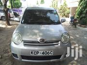 Toyota Sienta 2009 Silver | Cars for sale in Nakuru, Naivasha East