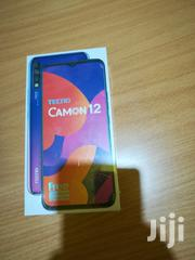 New Tecno Camon 12 Pro 64 GB Black | Mobile Phones for sale in Kisumu, Market Milimani