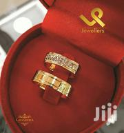 Custom Made 18k Gold Bride and Groom Wedding Ring Band | Jewelry for sale in Nairobi, Nairobi Central