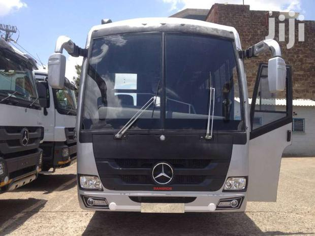 Archive: Mercedes Benz Bus, 62 Seater From DT Dobie At 12.7M