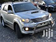 Toyota Fortuner 2012 Silver | Cars for sale in Nairobi, Kilimani