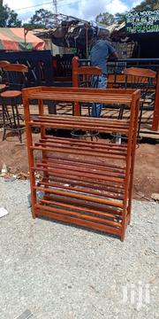 Shoe Rack Wooden | Furniture for sale in Nairobi, Ngando