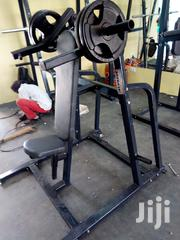 Shoulder Press Plate Loaded | Sports Equipment for sale in Nairobi, Landimawe