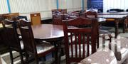 Oval Mahogany 6 Seater Dining Tables   Furniture for sale in Nairobi, Pumwani