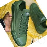 Jungle Green Unisex Converse All Star Rubber Shoes | Shoes for sale in Nairobi, Nairobi Central