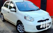 Nissan March 2012 White | Cars for sale in Nairobi, Parklands/Highridge