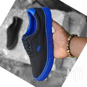 Latest Black and Blue Vans Off the Wall | Shoes for sale in Nairobi, Nairobi Central