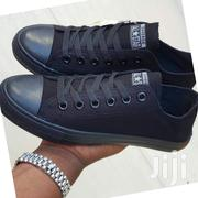 Black Converse All Star Rubber Shoes | Shoes for sale in Nairobi, Nairobi Central