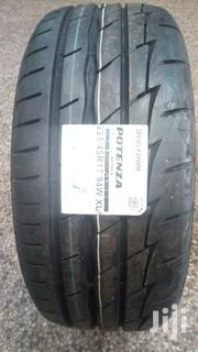 225/45/17 Bridgestone Tyre's Is Made In Japan | Vehicle Parts & Accessories for sale in Nairobi, Nairobi Central