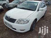 Toyota Corolla 2005 White | Cars for sale in Nairobi, Umoja II