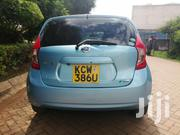 Nissan Note 2012 Blue | Cars for sale in Nairobi, Karura