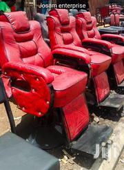 Barber Seats Red | Salon Equipment for sale in Nairobi, Embakasi