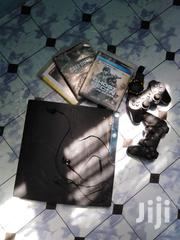 Ps 3 With Two Controllers And 3 Cds   Video Game Consoles for sale in Mombasa, Mikindani