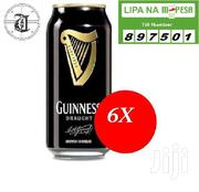 Beer, Guinness, Foreign Stout In 6-pack Of Cans Of 500ml | Meals & Drinks for sale in Nairobi, Karen