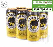 Beer, Lager, Tusker In 6-pack Of Cans Of 500ml | Meals & Drinks for sale in Nairobi, Karen