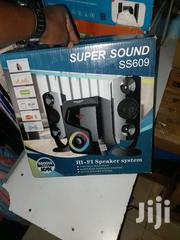 Supersound 2.1 Speakers 9800 Watts With Bluetooth/Fm/Aux/USB/Warranty | Audio & Music Equipment for sale in Nairobi, Nairobi Central