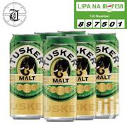 Beer, Lager, Tusker Malt In 6-pack Of Cans Of 500ml | Meals & Drinks for sale in Nairobi, Karen
