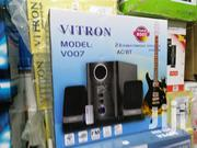 Vitron V007 Compact Subwoofer With Fm/Usb/Bluetooth/Aux Warranty | Audio & Music Equipment for sale in Nairobi, Nairobi Central