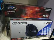Kenwood Mw3000 1200watts Woofer | Vehicle Parts & Accessories for sale in Nairobi, Nairobi Central
