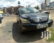 Toyota Harrier 2006 Black | Cars for sale in Nairobi, Harambee