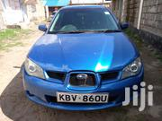 Subaru Impreza 2006 Blue | Cars for sale in Nairobi, Nairobi Central