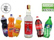 Combo Deal, Kibao Vodka 750ml With Any Of The Pictured Soda 2 Litres | Meals & Drinks for sale in Nairobi, Karen