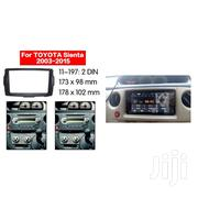 Toyota Sienta Double Din Radio Fascia Or Console For Double Din Radio | Vehicle Parts & Accessories for sale in Nairobi, Nairobi Central