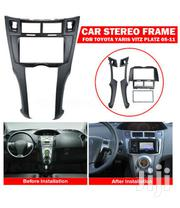 Toyota Vitz Or Yaris 2005 To 2011 Double Din Fascia/Console | Vehicle Parts & Accessories for sale in Nairobi, Nairobi Central