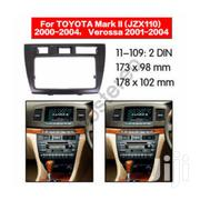 Toyota Mark 2 Radio Fascia Or Console For Double Din Radios | Vehicle Parts & Accessories for sale in Nairobi, Nairobi Central