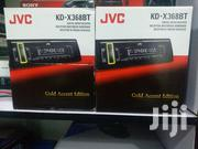 Brand New JVC KD-X368BT With Bluetooth/Fm/Aux/USB 3preouts | Vehicle Parts & Accessories for sale in Nairobi, Nairobi Central